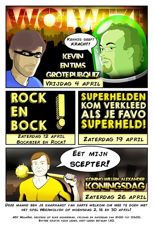 Poster April